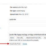 How To Add MP3 Files or Audio Files To WordPress