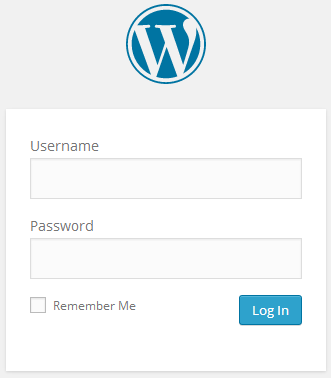 change wordpress login page logo