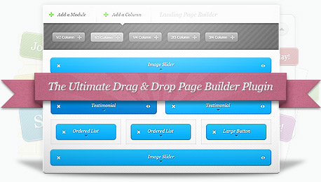 elegant page builder plugin
