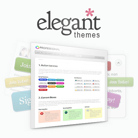 New For Sale  Elegant Themes