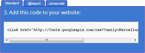 google-font-in-wordpress