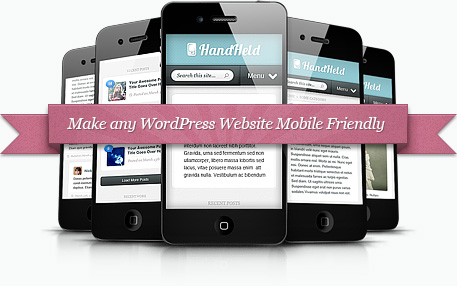 handheld wordpress plugin