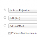 Show New Indian Currency Rupee Symbol Correctly in WooCommerce Plugin
